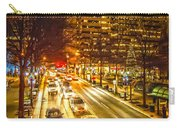 Traffic In A Big City Carry-all Pouch