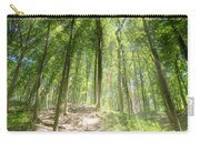 Trail In The Forest Carry-all Pouch