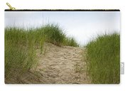 Trail Over The Dune To The Summer Beach Carry-all Pouch
