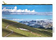 Trail Ridge Road In Rocky Mountain National Park Carry-all Pouch