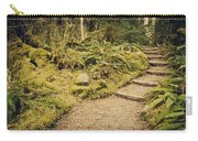 Trail Through The Moss Carry-all Pouch