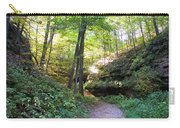 Trail To Devil's Punch Bowl Wildcat Den Carry-all Pouch