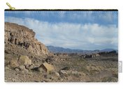 Trail To The Mountains Carry-all Pouch
