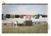 Trailers In North Rustico Carry-all Pouch by Elena Elisseeva