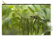 Trailing Green Draperies Carry-all Pouch