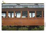 Train Coach Windows Carry-all Pouch