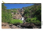 Train Crossing Dudhsagar Falls Carry-all Pouch