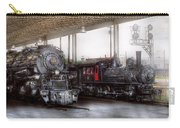 Train - Engine - 1218 - End Of The Line  Carry-all Pouch