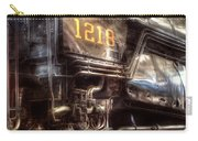 Train - Engine - 1218 - Norfolk Western - Class A - 1218 Carry-all Pouch by Mike Savad