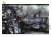 Train - Engine - 1218 - Waiting For Departure Carry-all Pouch