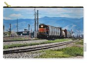 Train In The Mile High Carry-all Pouch