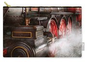 Train - Let Off Some Steam  Carry-all Pouch by Mike Savad
