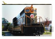 Train Museum - End Of The Line - Canadian National Railway Carry-all Pouch