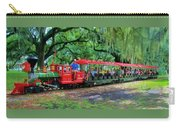 Train - New Orleans City Park Carry-all Pouch