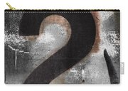 Train Number 2 Carry-all Pouch by Carol Leigh