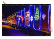 Train Of Lights Carry-all Pouch
