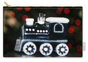 Train Ornament Carry-all Pouch