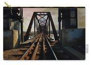 Train Rail Bridge  Carry-all Pouch