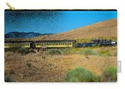 Train-sitions Carry-all Pouch