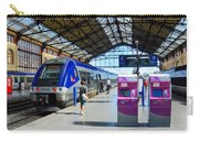 Train Station Marseille France Carry-all Pouch