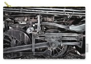 Train - The Wheels Are Turning  Carry-all Pouch