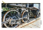 Train Wheels Carry-all Pouch