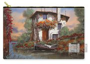 Tramonto Sul Lago Carry-all Pouch