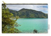 Tranquil Bay In Abel Tasman Np In New Zealand Carry-all Pouch