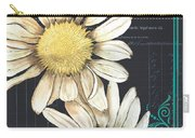 Tranquil Daisy 1 Carry-all Pouch