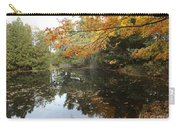 Tranquil Getaway Carry-all Pouch by Brenda Brown