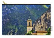 Tranquil Landscape Carry-all Pouch by Mariola Bitner