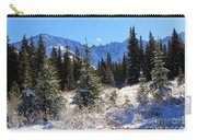 Tranquil Mountain Scene Carry-all Pouch