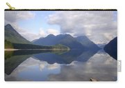 Tranquility Alouette Lake - Golden Ears Prov. Park, British Columbia Carry-all Pouch