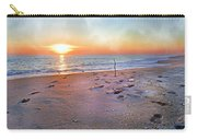 Tranquility Beach Carry-all Pouch by Betsy Knapp