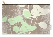 Tranquility Carry-all Pouch by Linda Woods