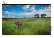 Tranquility On The Plains Carry-all Pouch
