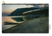 Trans Siberian Sunset Carry-all Pouch