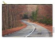 Transfagarasan Road Carpathian Mountains Romania  Carry-all Pouch