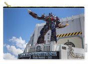 Transformers The Ride 3d Universal Studios Carry-all Pouch