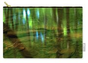 Translucent Forest Reflections Carry-all Pouch