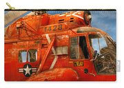 Transportation - Helicopter - Coast Guard Helicopter Carry-all Pouch