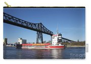 Transporter Bridge Over Canal Rendsburg Carry-all Pouch