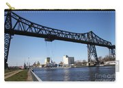 Transporter Brigde - Schwebefaehre Rendsburg Carry-all Pouch