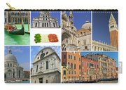 Travel To Venice  Carry-all Pouch