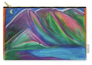Travelers Mountains By Jrr Carry-all Pouch
