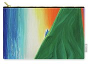 Travelers Rainbow Waterfall By Jrr Carry-all Pouch