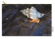 Traveling At A Snail's Pace Carry-all Pouch