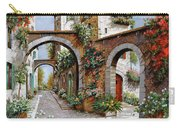 Tre Archi Carry-all Pouch by Guido Borelli