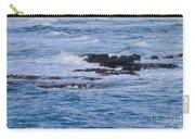 Treacherous Shorebreak Carry-all Pouch