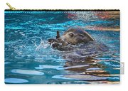 Treading Water V2 Carry-all Pouch by Douglas Barnard